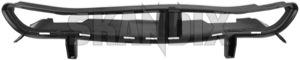 Air guide Bumper front 30632632 (1016973) - Volvo S40 V40 (-2004) - aerofoils air baffle plates air guide bumper front airfoils deflectors vanes ventilation plates Own-label bumper front
