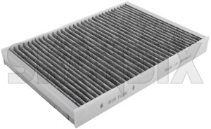Cabin Air Filter Activated Carbon 31390880 (1017004)   Volvo S60 (2011 )