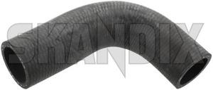 Radiator hose upper short 273190 (1017531) - Volvo 120 130 220, 140, P1800, P1800ES - 1800e p1800e radiator hose upper short Own-label closed closed  expansion short tank upper with