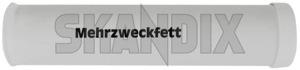 Fett Mehrzweckfett 400 g  (1017914) - universal  - achsmanschettenfett einfettung fett mehrzweckfett 400g fette fettung gelenkfett gleichlaufgelenkfett mehrzweckfett paste Hausmarke 400 400g g kartusche mehrzweckfett
