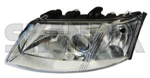 Hauptscheinwerfer links H7 12799346 (1019223) - Saab 9-3 (2003-) - 93 93 9 3 frontscheinwerfer hauptscheinwerfer links h7 klarglas scheinwerfer Original fuer h7 halogen hoehenverstellung leuchtweiteneinsteller leuchtweiteneinstellung leuchtweitenregler leuchtweitenregulierung leuchtweiteregler linke linker links linksseitig mit motor rechtsverkehr regulierung scheinwerferhoehenverstellung scheinwerferregulierung scheinwerferverstellung seite stellmotor verstellung