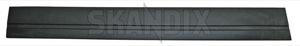 Trim moulding, Door for Passenger side, rear lower 1312780 (1020240) - Volvo 200 - brick molding moulding trim moulding door for passenger side rear lower Genuine for lower passenger rear side side