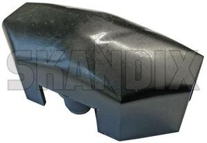 Cover, Fuse box  (1021069) - Volvo P1800 - 1800e cap car fuses cover fuse box fuse boxes covering lid p1800e Own-label