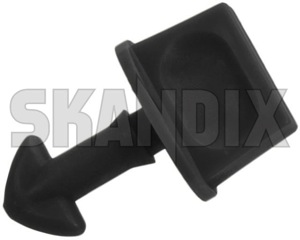 skandix shop volvo parts clip cover fuse box 1224833. Black Bedroom Furniture Sets. Home Design Ideas