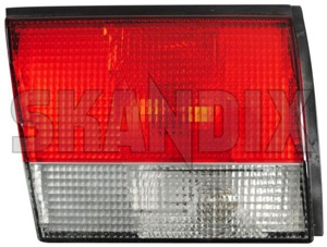 Combination taillight left inner Section with Fog taillight 4957411 (1021955) - Saab 900 (1994-) - backlight combination taillight left inner section with fog taillight taillamp taillight Genuine fog inner left section taillight with