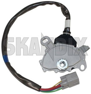 Switch, Automatic transmission 30865937 (1022378) - Volvo S40 V40 (-2004) - gear position switch park neutral position switch pnp switch switch automatic transmission Genuine