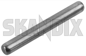 Roller, Intermediate shaft 19567 (1022571) - Volvo 120 130 220, 140, PV - roller intermediate shaft Genuine 19,7 197 19 7 19,7 197mm 19 7mm 2,5 25 2 5 2,5 25mm 2 5mm mm
