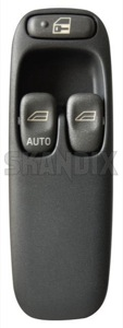 Switch, Window winder 8638454 (1023177) - Volvo C70 (-2005) - switch window winder window lifter window regulator windowlifter windowregulator windowwinder Genuine door door  drive drivers driver s for front hand left lefthand left hand lefthanddrive lhd side vehicles