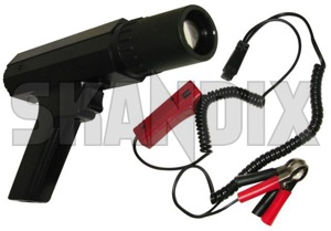 Engine Timing Strobe Light http://www.skandix.de/en/spare-parts/accessories/tools/diagnostic-tool/strobe-light-ignition-timing-12-v/1023804/