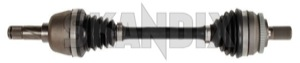 Drive shaft left 8252035 (1023883) - Volvo S60 (-2009), V70 P26 - drive shaft left Genuine awd exchange left part without