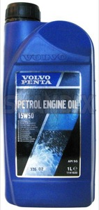 Motoröl 15W50 1 l Volvo Penta  (1023966) - universal  - motorenoel motoroel 15w50 1l volvo penta oel oele Hausmarke 1 15w50 1l dose l mineraloel penta volvo