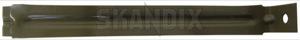 Rod Fender 1304147 (1026474) - Volvo 200 - brick rod fender Genuine fender front wing