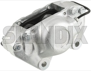 skandix shop volvo parts brake caliper front axle right 657847 1027058. Black Bedroom Furniture Sets. Home Design Ideas