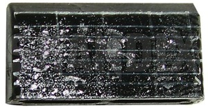 Abstandskeil Heckscheibe 3512606 (1027725) - Volvo 850, V70 (-2000), V70 XC (-2000) - 850 850er 854 855 8er abstandshalter abstandskeil heckscheibe cross country estate keil kombi v70 v70i v70xc wagon xc Original fensterscheibe heckscheibe scheibe unten unterer verglasung
