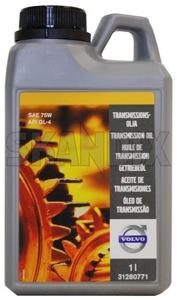 SKANDIX Shop Volvo parts: Transmission oil Manual