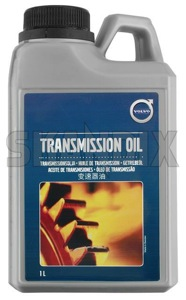 Transmission oil AOC coupling 1 l 31367940 (1030873) - Volvo S40 V50 (2004-), S60 (-2009), S60 XC (-2018), S60 V60 (2011-2018), S80 (2007-), S80 (-2006), S90 V90 (2017-), V40 (2013-), V40 XC, V60 XC (-18), V70 P26, XC70 (2001-2007), V70 XC70 (2008-), V90 XC, XC40, XC60 (2018-), XC60 (-2017), XC90 (2016-), XC90 (-2014) - gear oil gearbox fluid gearbox oil gearboxfluid gearboxoil gearoil tranny fluid tranny oil trannyfluid trannyoil transmission oil transmission oil aoc coupling 1l transmissionoil Genuine 1 1l 4wd active activeondemand allwheel all wheel aoc awd can center clutch coupling demand drive gear haldex l on xwd