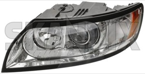 Headlight left Xenon D1S (gas discharge tube) 32206139 (1034135) - Volvo S40 V50 (2004-) - headlight left xenon d1s gas discharge tube headlight left xenon d1s gas discharge tube  Genuine abl  abl  gas  gas abl active adaptive bending bixenon cornering d1s discharge for frontlightxenon headlights hid lampbixenon left light lights lightxenon righthand right hand traffic tube tube  turning vehicles with xenon xenonlights xeon