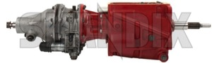 Manual transmission M41  (1036200) - Volvo 120 130 220, 140, P1800, PV P210