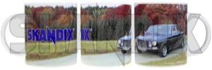 Tasse Volvo 164  (1036608) - universal  - kaffeebecher kaffeetasse sammeltasse tasse volvo 164 trinkbecher trinktasse skandix 164 bodenaufdruck einzelkarton inkl inkl  ohne porzellan sichtfenster volvo