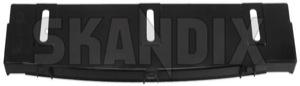 Air guide Bumper front 1358535 (1038827) - Volvo 700, 900 - aerofoils air baffle plates air guide bumper front airfoils brick deflectors vanes ventilation plates Genuine bumper front