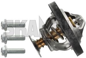 Engine Coolant Thermostat Kit Genuine Volvo 31319608 Engine ...
