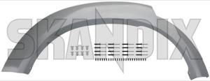 Zierleiste, Radlauf hinten rechts 30794164 (1042124) - Volvo XC90 (-2014) - chromleisten cross country gelaendewagen leisten radkasten zierleisten radlaufchromleisten radlaufkanten radlaufleisten radleisten radzierleisten suv xc90 zierleiste kotfluegel zierleiste radlauf hinten rechts zierleisten Original grundiert grundierter grundierung hinten hinterer rechter rechts
