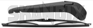 Wischerarm, Scheibenreinigung für Heckscheibe Satz  (1042802) - Volvo V50 - estate heckscheibenreinigungsarme heckscheibenwischerarme heckwischerarme kombi scheibenreinigungsarme scheibenwischer scheibenwischerarme v50 wagon wischer wischerarm scheibenreinigung fuer heckscheibe satz wischerarme Hausmarke abdeckkappe fuer heckscheibe heckscheibenwischer hinten hinterer kappe mit satz scheibenreinigung set wischerblatt
