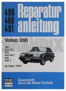 skandix shop volvo parts book workshop manual volvo 240 ab 09 1976 rh skandix de 2004 Volvo S80 Volvo 240 Wagon Interior