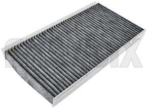 Cabin air filter Activated Carbon 93172129 (1044511) - Saab 9-3 (2003-) - airfilter cabin air filter activated carbon cabin filter cabinfilter interior air filter Genuine activated carbon filtre multi multifilter