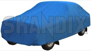 Protection cover CarCover SOFT  (1044828) - Volvo S80 (2007-), S90 (-1998) - protection cover carcover soft Own-label polypropylene  polypropylene  blue carcover indoor pp soft