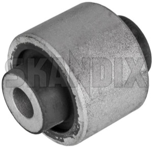 Bushing, Suspension Rear axle lower outer 24469643 (1044882) - Saab 9-3 (2003-) - bushing suspension rear axle lower outer bushings chassis Own-label      arm axle carrier control lower outer rear wheel