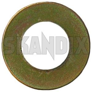 Unterlegscheibe M10  (1046940) - universal  - unterlegscheibe m10 unterlegscheiben Hausmarke 125 1 1251 125 1 2 20 20mm 2mm gelb m10 mm verzinkt