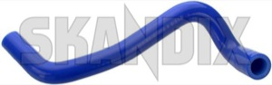 Radiator hose Expansion tank - Waterpump Silicone  (1046977) - Volvo 850, C70 (-2005), S70 V70 (-2000), V70 XC (-2000) - radiator hose expansion tank  waterpump silicone radiator hose expansion tank waterpump silicone Own-label      expansion silicone tank waterpump