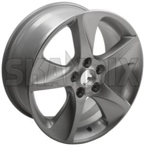 Rim Aluminium 7,5x17 ET41