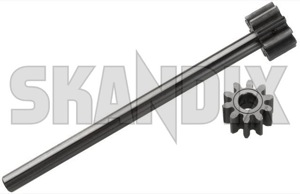 Gear set, Oil pump 419018 (1047609) - Volvo 120 130 220, PV - gear set oil pump skandix