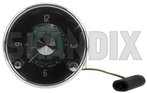Timeclock 664644 (1048834) - Volvo P1800 - 1800e clock p1800e timeclock Own-label attention attention  exchange part policy return special with