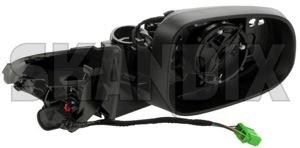 Außenspiegel rechts 31402631 (1049955) - Volvo S60 (2011-), V60 - aussenspiegel aussenspiegel rechts estate kombi limousine rueckspiegel s60 s60ii sedan seitenspiegel spiegel stufenheck v60 wagon Original abdeckkappe abklappbar beheizbar beheizt blinkleuchte elektrisch elektrische fuer heizbar kappe memory mit nicht ohne rechte rechter rechts rechtsseitig seite spiegelglas spiegelverstellung stellmotor unbeleuchtet