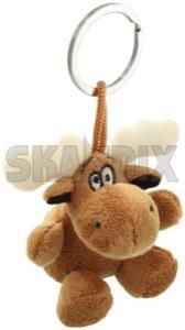 Soft toy Elk  (1050377) - universal  - soft toy elk skandix 90 90mm elk mm moose