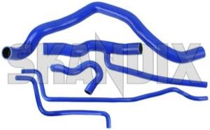 Radiator hose Silicone Kit  (1052600) - Saab 9-3 (2003-) - radiator hose silicone kit skandix kit silicone