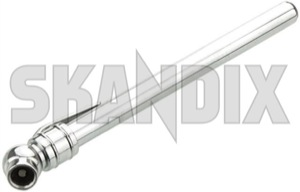 Reifendruckprüfer alte Ausführung  (1053266) - universal  - bordwerkzeug druckluftpruefer druckpruefer luftdruckpruefer reifendruckpruefer alte ausfuehrung spezialwerkzeug werkzeug Hausmarke alte ausfuehrung form
