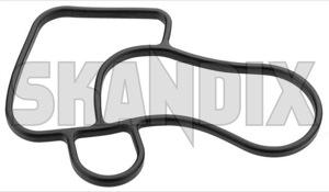 SKANDIX Shop Saab parts: Seal, Oil filter housing 90571725 (1054441)