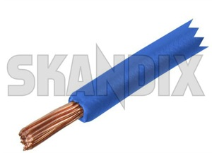 Fahrzeugleitung 2,5 mm² blau 3 m  (1055665) - universal  - autokabel autoleitung bordnetz fahrzeugelektrik fahrzeugleitung 2 5mm² blau 3m fahrzeugleitung 25mm² blau 3m flexiblefahrzeugleitungen kabel kabelbaum kabelring kfzleitung kfz leitung leitung litze ring ringware stromkabel stromleitung verdrahtungsleitungen Hausmarke 2,5 25 2 5 2,5 25mm² 2 5mm² 3 3m blau blauer flk fly m mm² rolle