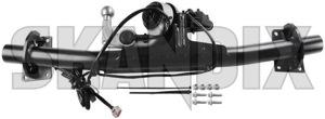 Anhängekupplung schwenkbar 2700 kg 31664225 (1056074) - Volvo XC90 (2016-) - ahk anhaengekupplung schwenkbar 2700kg anhaengekupplungen anhaengerkupplungen anhaengerzugvorrichtungen anhaengezugvorrichtungen haengekupplungen haengerkupplungen zughaken Original 13  13poligen 13 poligen 2700 2700kg anhaengekupplung elektrosatz fuer kg mit schwenkbar
