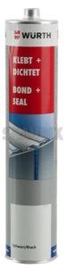 Sealing substance black 300 ml  (1057744) - Volvo universal - gasket sealing substance black 300ml Own-label 300 300ml black cartridge ml