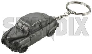 Schlüsselanhänger Saab 92  (1060409) - universal  - anhaenger schluesselanhaenger saab 92 schluesselbundanhaenger Hausmarke 92 harzaluminium harz aluminium saab