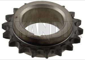 Chain gear, Timing chain Crankshaft 30720161 (1064495) - Volvo S80 (2007-), XC90 (-2014) - chain gear timing chain crankshaft Genuine