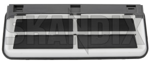 Air Breather, Trunk Vent left 12765384 (1065813) - Saab 9-3 (2003-) - air breather trunk vent left bleed air cabin ventilation flap grill Genuine left