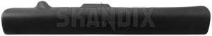 Innenverkleidung Schweller schwarz 5004353 (1067493) - Saab 9-3 (-2003) - 93 93 9 3 abdeckung abdeckungen dekorleiste estate fixierplatte innenraumverkleidungen innenverkleidung schweller schwarz innenverkleidungen kombi verkleidung verkleidungen wagon Original rechter rechts schwarz schwarzer schweller schwellerverkleidung tuerschweller vorderer vorne