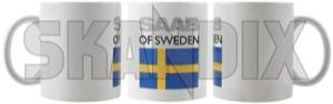 Tasse Saab of Sweden  (1068165) - Saab universal - kaffeebecher kaffeetasse sammeltasse tasse saab of sweden trinkbecher trinktasse Hausmarke of saab sweden