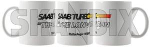 Tasse Talladega 1986  (1068167) - Saab universal - kaffeebecher kaffeetasse sammeltasse tasse talladega 1986 trinkbecher trinktasse Hausmarke 1986 talladega